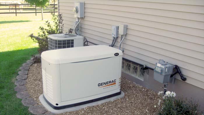 Groupe électrogène maison diesel