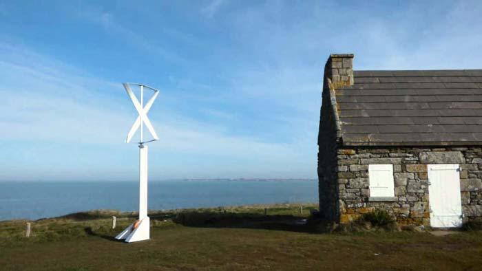 kit éolienne domestique maison mer montagne