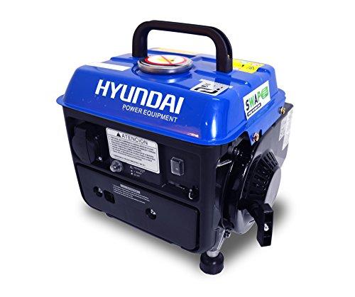 Groupe électrogène pas cher Hyundai HG800-3 650/720 W